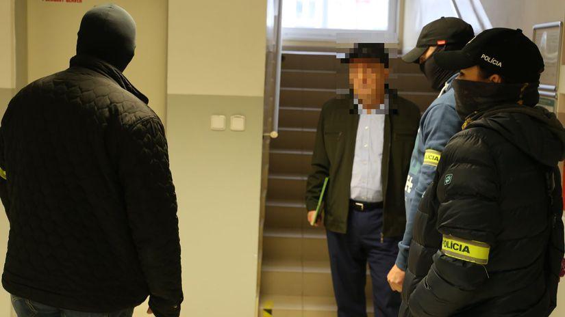 POLÍCIA Zásah NAKA v elektráreň Mochovce
