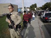 USA Kalifornia škola streľba zranení