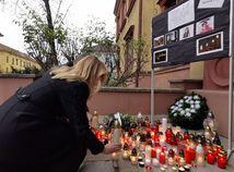 Slovensko smúti, Čaputová a Pellegrini si uctili obete tragédie