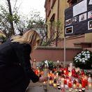 pellegrini čaputová nitra sviečky štátny smútok obete nehoda