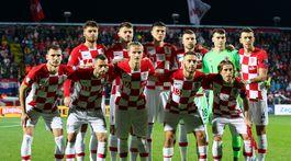 Chorvátska futbalová reprezentácia.