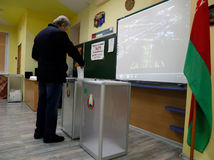 Bielorusko volby