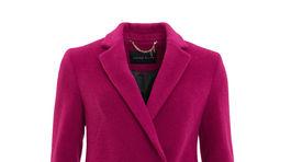 Dámsky kabát s dvojradovým zapínaním Pietro Filipi. Predáva sa za 359 eur.