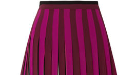 Plisovaná sukňa Michael Kors Collection. Predáva sa za 250 eur.