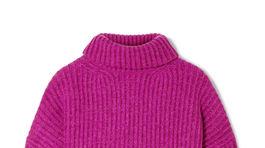 Vlnený sveter Acne Studios. Predáva sa za 390 eur na Net-a-porter.com.