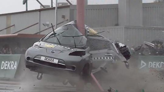 Dekra poslala elektromobily do crashtestového 'pekla'. Sú naozaj bezpečné?