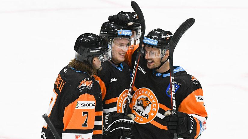 Michalovce, hokej