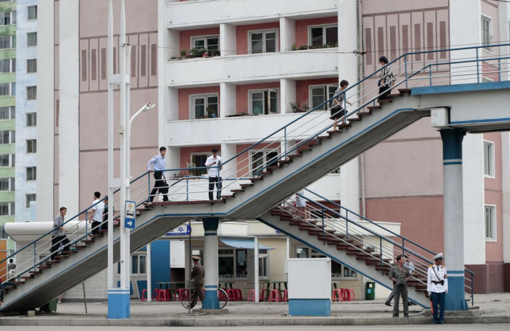 Severná Kórea, KĽDR, Pchjongjang