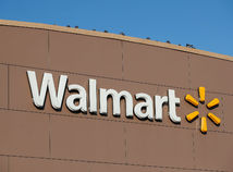 USA Walmart obchod