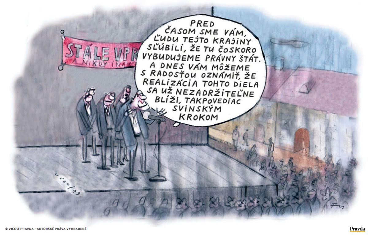 Karikatúra 18.11.2019