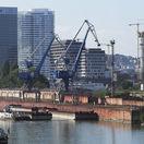 Bratislava Zimný prístav