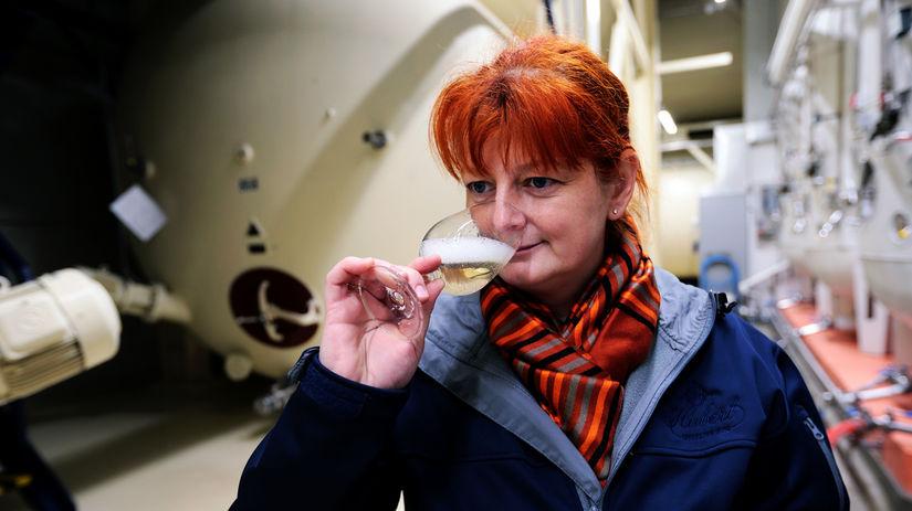 Ingrid Vajcziková, enologička