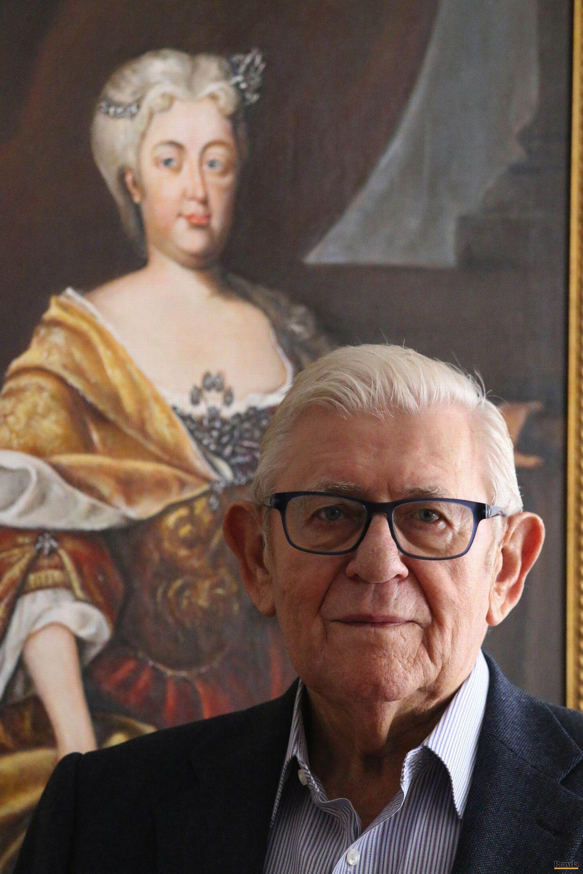 Ján Krampl v račianskych vinohradoch prežil 61 sezón.
