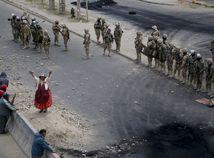 Bolívia / protest /