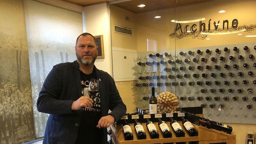 Peter Stanko, vinár