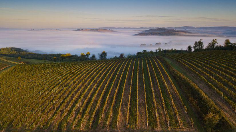 vinica, oblaky, Starý vrch