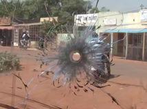 Burkina Faso / guľka / streľba /