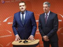 MOST-HÍD: Predvolebná spolupráca so stranou Šanca