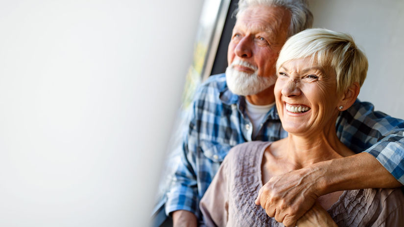 seniori, manželstvo, dôchodok