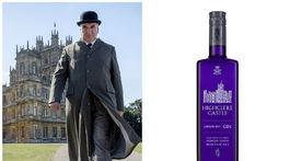 Herec Jim Carter známy zo seriálu Panstvo Downton je majiteľom licencie na výrobu džinu Highclere Castle Gin.