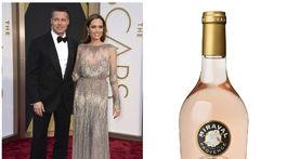 Hoci sú už od seba, exmanželia Brad Pitt a Angelina Jolie majú stále spoločné vlastníctvo na vinice a ich produkt - víno Chateau Miraval Cotes de Provence Rose.