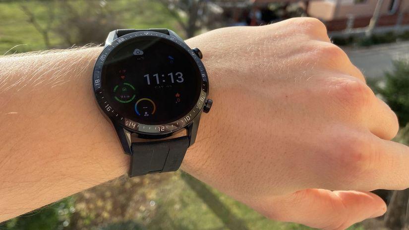 Huawei Watch GT2, inteligentné hodinky, Huawei