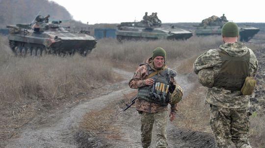 V Donbase zahynulo už vyše tritisíc ukrajinských vojakov