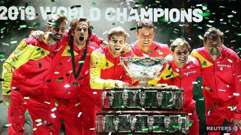 Davisov pohár, Španieli