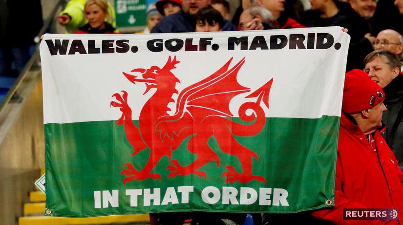 Gareth Bale, vlajka