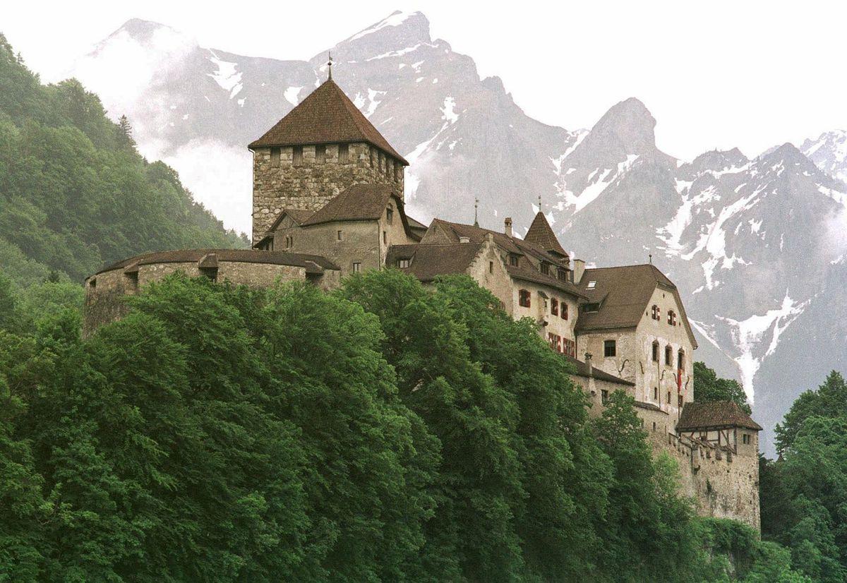 Lichtenštajnsko Nemecko židia kritika