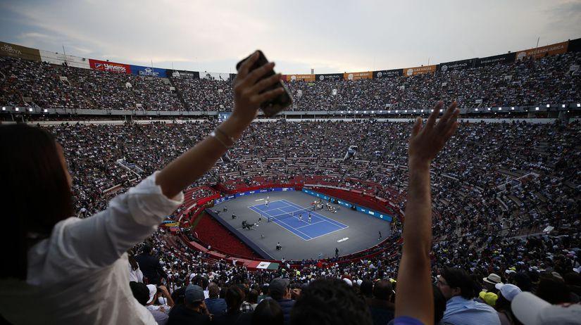 Roger Federer, Mexiko