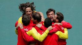 Španieli, radosť