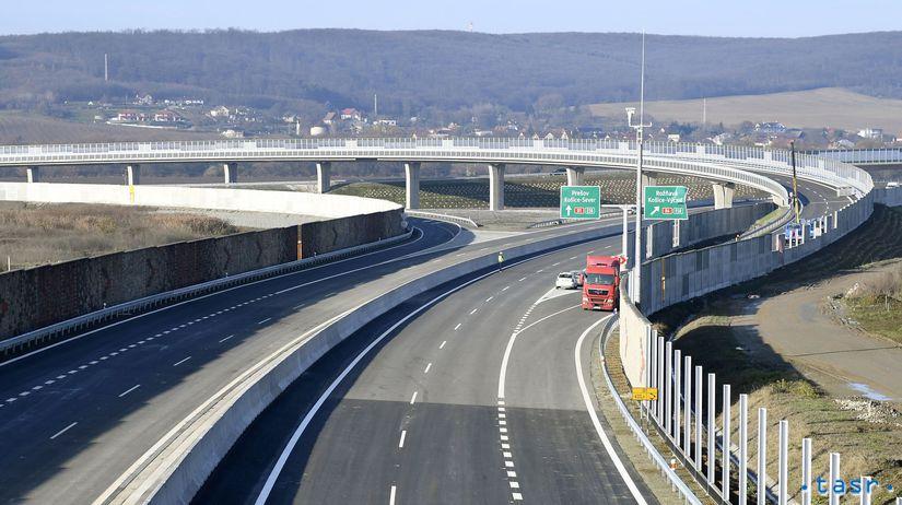 D1, Budimír - Bidovce, Košice
