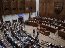 parlament, NR SR