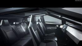 Tesla Cybertruck - prototyp 2019