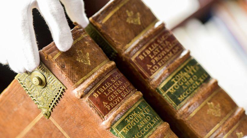 Nemecko Hamburg Biblia Dražba Najdrahšia