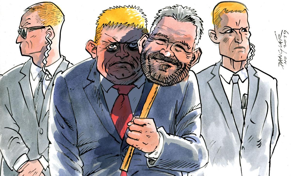Karikatúra 28.11.2019