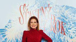 Herečka Zuzana Norisová stvárnila jednu zo štyroch kamarátok v romantickej komédii Šťastný nový rok.