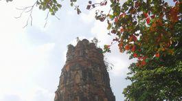 Thajská Ayutthaya je plná historických monumentov, svätýň a chrámov.