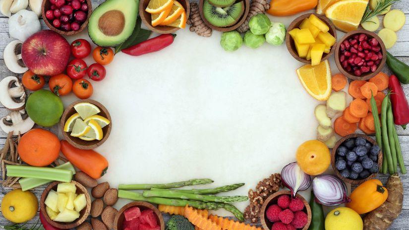 zelenina, diéta, zdravá strava