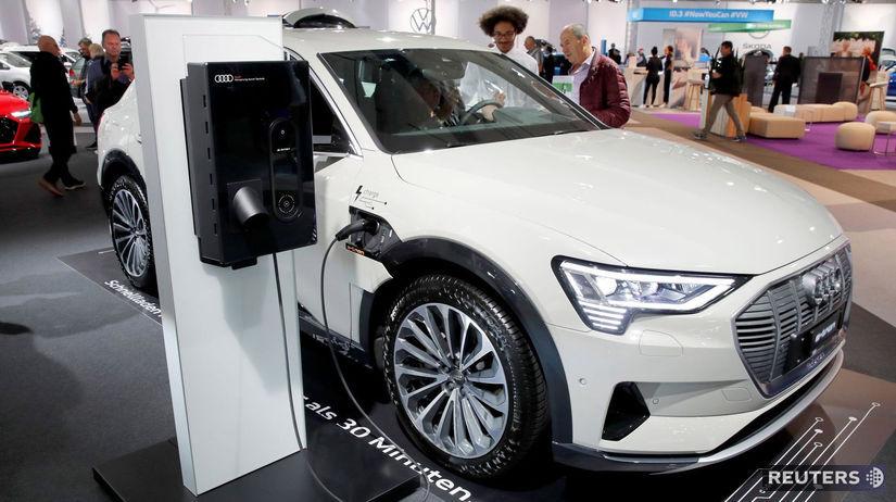 Audi e-Tron, SUV