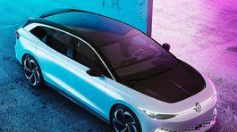 VW ID. Space Vizzion Concept - 2019