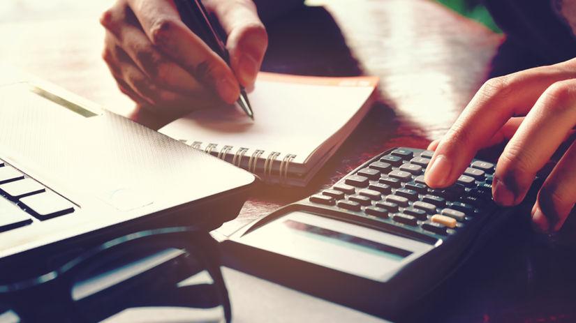 kalkulačka, zápisník, rozmýšľanie