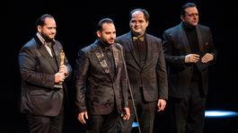 Ocenené hudobné kvarteto Janoska Ensemble.