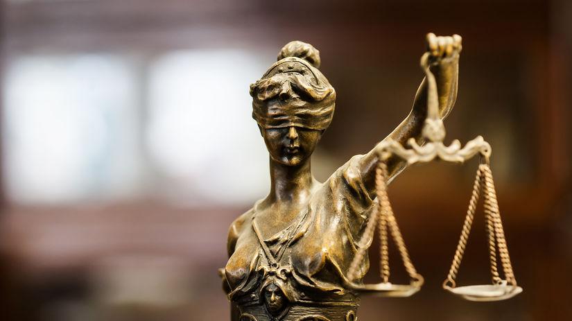 spravodlivosť, váhy