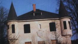 Trencin, Tisova vila, Marian Hossa budova chátr&nir