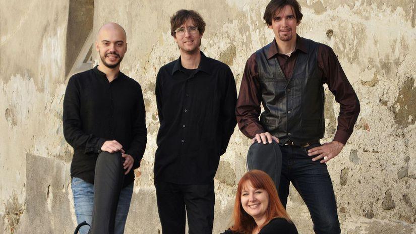 Bratislavske gitarove kvarteto Rudolf Bihary