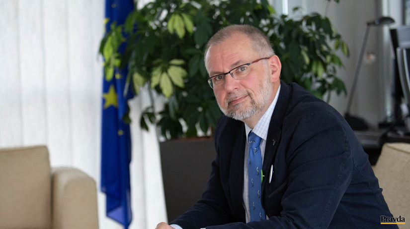 Ekológ Ladislav Miko