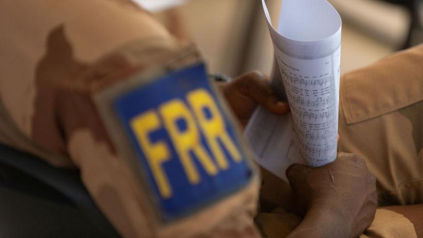 Francúzsko / vojak / armáda / Mali /