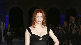 Herečka Eleanor Tomlinson.